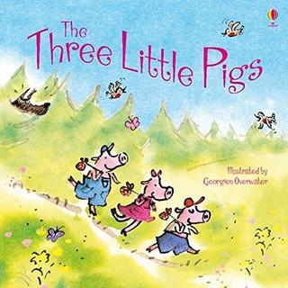 The Three Little Pigs : Susanna Davidson