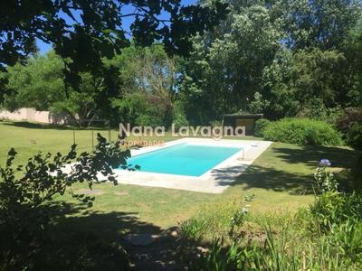 Casa En Venta, Golf, Punta Del Este, 3 Dormitorios. - Ref: 209705