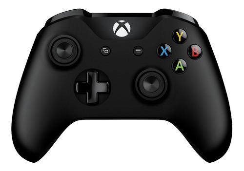Joystick inalámbrico Microsoft Xbox Mando inalámbrico Xbox One black