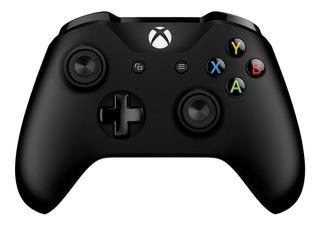Joystick inalámbrico Microsoft Xbox One black
