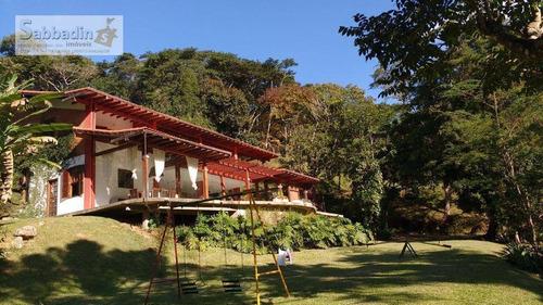 Casa Com 3 Dormitórios À Venda Por R$ 1.700.000,00 - Secretário - Petrópolis/rj - Ca0244