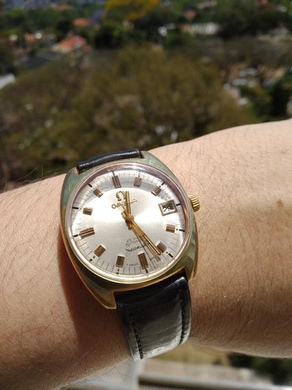 Relógio Máquina Suíça As1913 25 Rubis Revisado Mostr. Omega