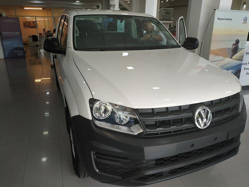 Volkswagen Amarok 2.0 Tdi 140cv  4x2 Trendline   Sa