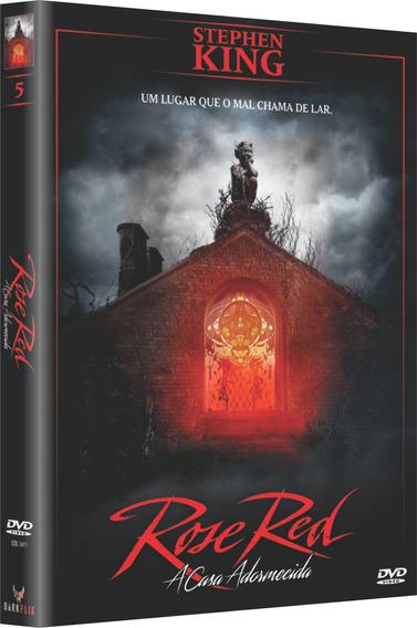 Coleção Stephen King - Volume 5 - Rose Red A Casa Adormecida