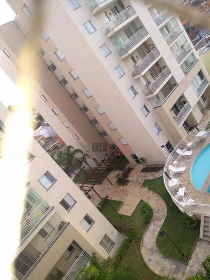 Apartamento Com 3 Dormitórios À Venda, 80 M² Por R$ 620.000,00 - Vila Invernada - São Paulo/sp - Ap4810