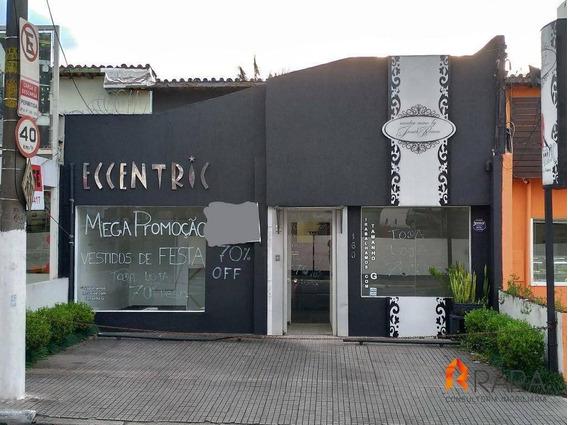 Sobrado Para Alugar, 159 M² Por R$ 5.500/mês - Centro - São Bernardo Do Campo/sp - So0039