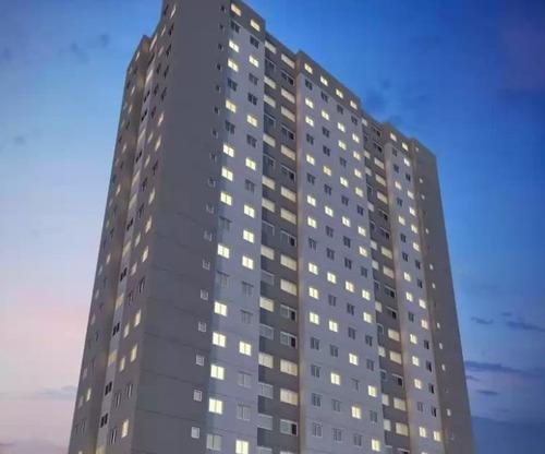 Apartamento Residencial Para Venda, Jardim Pedra Branca, São Paulo - Ap7334. - Ap7334-inc
