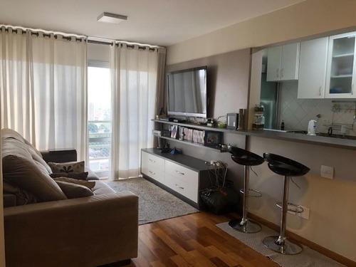 Imagem 1 de 10 de Apartamento Com 2 Dormitórios À Venda, 63 M² Por R$ 750.000,00 - Vila Pompeia - São Paulo/sp - Ap27189