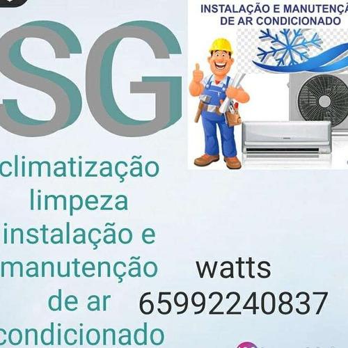 Ar Condicionado Limpeza E Manutenção De Ar Condicionado
