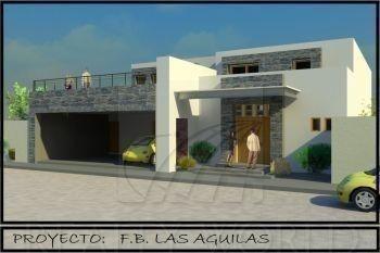 Casa En Las Águilas, Guadalupe
