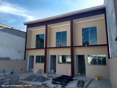 Imagem 1 de 15 de Sobrado Para Venda Em Mogi Das Cruzes, Aeroporto Lll, 2 Dormitórios, 2 Banheiros, 2 Vagas - 3408_1-1318953