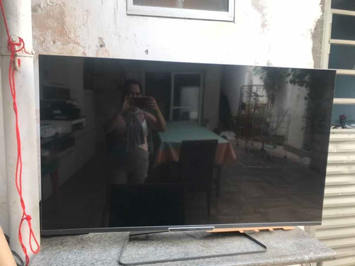 Tv Philco 51 Polegadas 3 D.  Tela Queimada