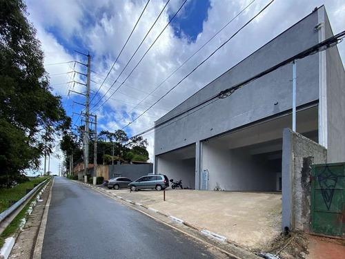 Imagem 1 de 23 de Salão À Venda, 742 M² Por R$ 3.340.000,00 - Parque São George - Cotia/sp - Sl0106