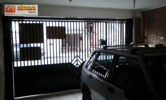 Sobrado Residencial À Venda, Jardim Vila Galvão, Guarulhos. - So0009