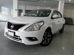 Nissan Versa Advance 2015
