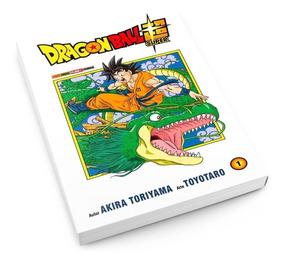 Dragon Ball Super - Edição 1
