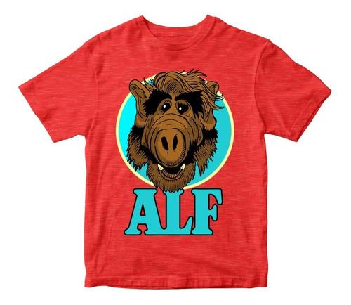 Imagen 1 de 1 de Nostalgia Shirts- Alf