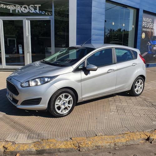 Ford Fiesta 1.6l S Plus 2015 Usado Baudena