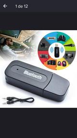 Receptor Bluetooth Para Carro, Som, Duas Unidades