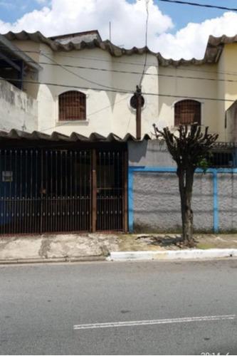 Imagem 1 de 6 de Sobrado Para Venda Por R$490.000,00 Com 2 Dormitórios, 1 Vaga E 2 Banheiros - Vila Gustavo, São Paulo / Sp - Bdi35753