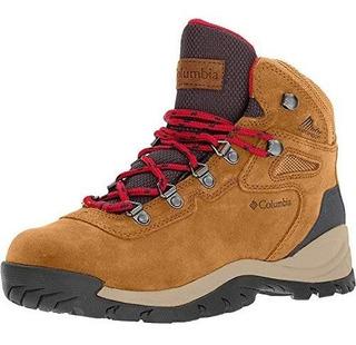 Zapatillas Bota Columbia Mujer Newton Ridge Plus Wp