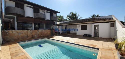 Casa À Venda, 414 M² Por R$ 830.000,00 - Kennedy - Londrina/pr - Ca0935