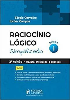Raciocínio Lógico - Volume 1 Jonofon Sérates
