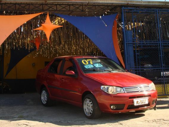 Fiat Siena 1.0 Mpi Fire 8v Flex 4p 2007