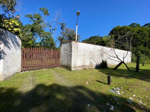 Imagem 1 de 14 de Ótima Chácara No Litoral Em Itanhaém!! - Ch067-f Lc