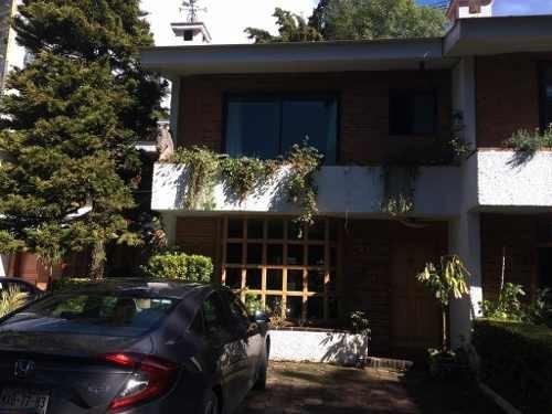 Casa En Renta En Condominio Horizontal, En Contadero, Cuajimalpa