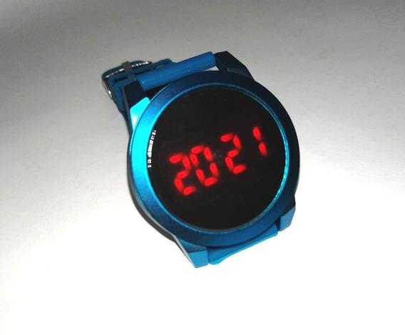 Kit Com 5 Relógios Digitais Feminino E Masculino - Revenda