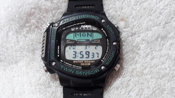 Relógio Casio Alt 6000 - Raridade - Único !