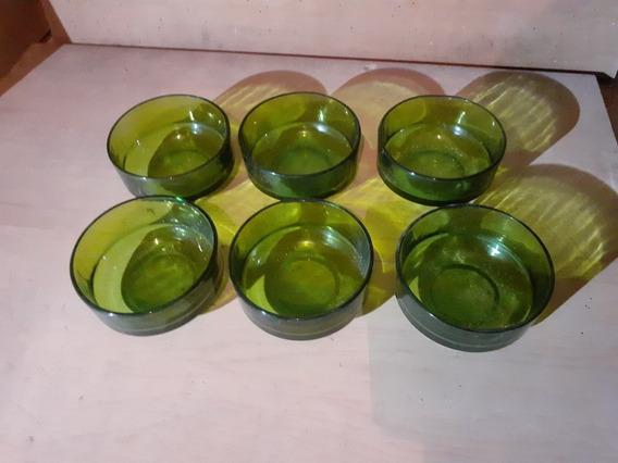 Vendo Bowl D Vidrios Antiguos