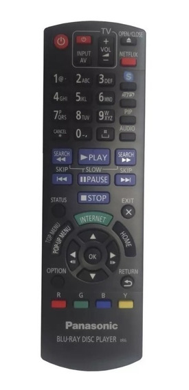 Controle Remoto Blu Ray Panasonic Dmp-bdt220 Bmd75 Original