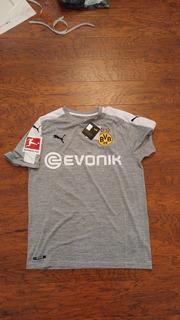 Jersey Puma Borussia Dortmund 3er 17-18 Manga Corta Original
