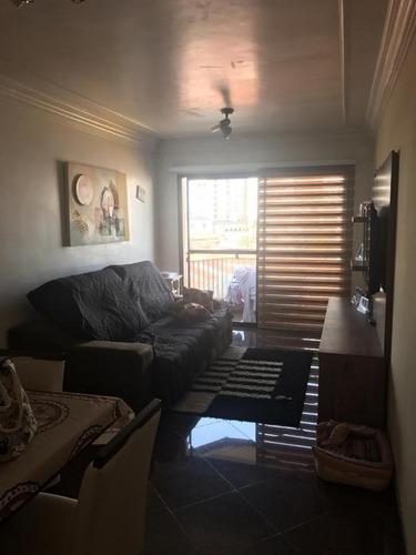 Apartamento À Venda, 74 M² Por R$ 430.000,00 - Alto Da Mooca - São Paulo/sp - Ap2550
