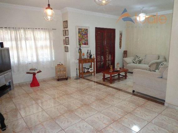 Casa Residencial Para Venda E Locação, Jardim São Paulo, Americana. - Ca2698