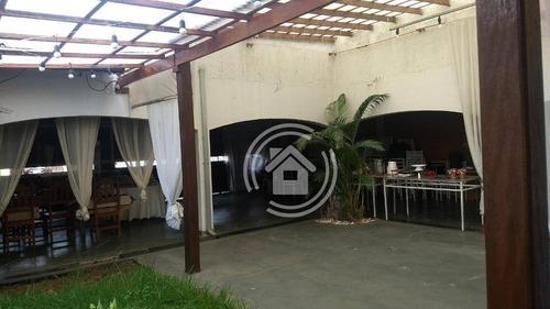 Casa Com 3 Dormitórios Para Alugar, 180 M² Por R$ 2.500,00/mês - Jaraguá - Piracicaba/sp - Ca0494