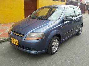 Chevrolet Aveo Gti Con Aire Acondicionado 3p 1,6l