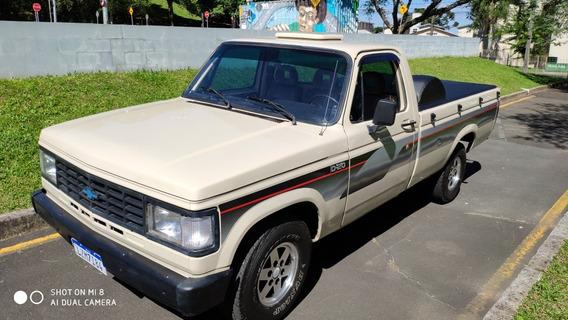 Chevrolet D-20 D20 Deluxe 89 Diesel