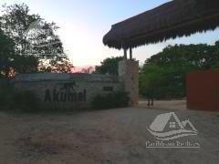 Terreno En Venta En Tulum/riviera Maya/akumal