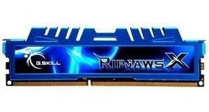 Memoria Ram G.skill Ripjaws X - 1 X8gb - Ddr3 - 1600mhz