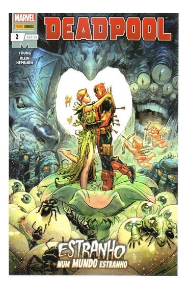 Deadpool 02 5ª Serie - Panini 2 - Bonellihq Cx134 E19
