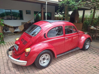 Fusca Volkswagem Ano 86 Motor 1.500 Cc Zerado Todo Reforma
