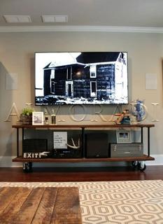 Mueble Tv Vintage Industrial Imperio Design