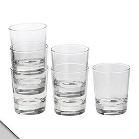 Ikea Godis Vidrio Transparente Vidrio H 4 X6