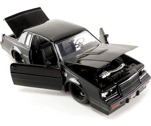 Imagem 1 de 2 de Fast And Furious Buick Grand National 1987 1/24