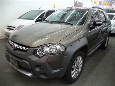 Fiat Palio Weekend Adventure 1.8 Flex 2015 Completa + Rodas!