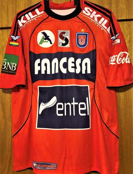 Camisa Do Universitario Sucre Usada Jogo Sulamericana 2010
