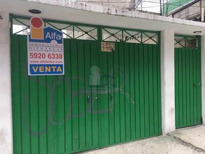 Terreno Habitacional En Venta En San Jerónimo Aculco, La Magdalena Contreras, Distrito Federal